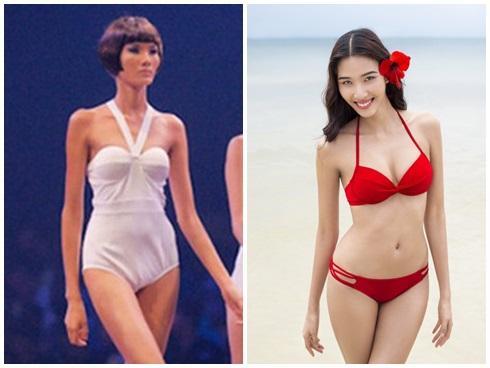 Trước tin đồn rục rịch dự thi Miss Universe 2019, Hoàng Thùy liên tiếp thả bùa yêu bằng loạt clip bikini không thể nóng bỏng hơn-3