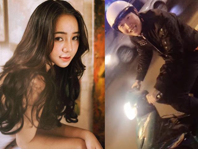 Nữ diễn viên Quỳnh Búp Bê khiến người xem hoang mang khi đăng clip bị một fan nam rượt đuổi vì quá hâm mộ-2
