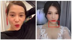 Lưu Đê Ly 'thả thính' cuối năm lấy chồng nhưng antifan chỉ tập trung vào chiếc cằm lệch sang 1 bên như quả xoài