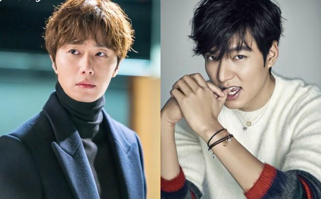 Bận rộn quân ngũ, Lee Min Ho vẫn không quên gửi quà đến người tri kỷ Jung Il Woo-2