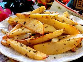 4 cách làm khoai tây nướng giòn rụm, ngon gấp nhiều lần snack đóng gói