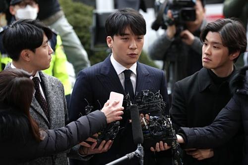 Thực hư vụ cảnh sát kết luận Seungri vô tội với mọi cáo buộc tình dục-2