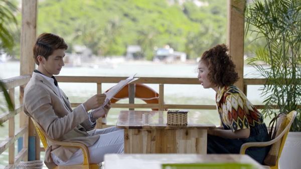 Bình An mời Lan Ngọc đi ăn nhưng lại quên mang ví trong tập 34 Mối Tình Đầu Của Tôi-2