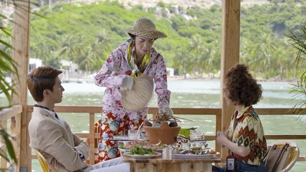 Bình An mời Lan Ngọc đi ăn nhưng lại quên mang ví trong tập 34 Mối Tình Đầu Của Tôi-5