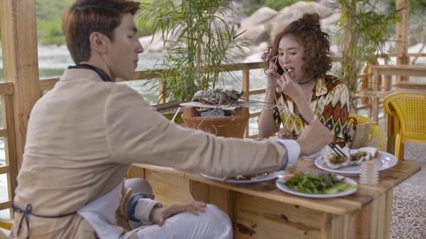 Bình An mời Lan Ngọc đi ăn nhưng lại quên mang ví trong tập 34 Mối Tình Đầu Của Tôi-4