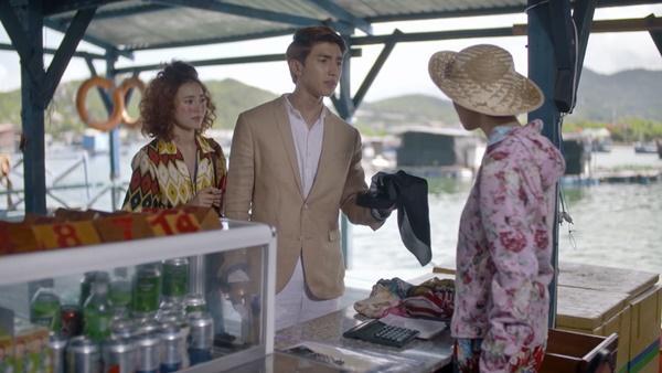 Bình An mời Lan Ngọc đi ăn nhưng lại quên mang ví trong tập 34 Mối Tình Đầu Của Tôi-8