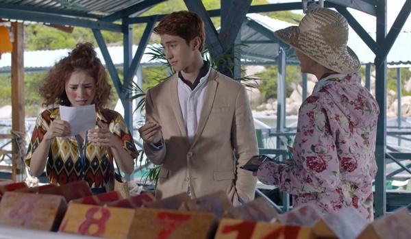 Bình An mời Lan Ngọc đi ăn nhưng lại quên mang ví trong tập 34 Mối Tình Đầu Của Tôi-9