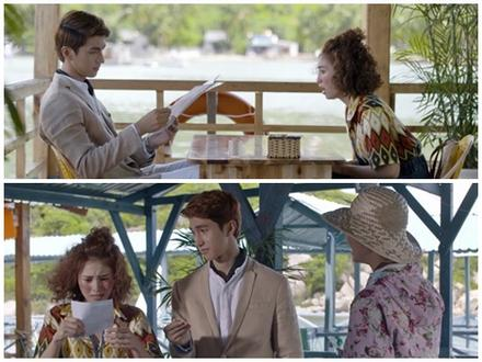 Bình An mời Lan Ngọc đi ăn nhưng lại quên mang ví trong tập 34 'Mối Tình Đầu Của Tôi'