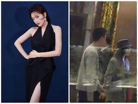 'Phú Sát Hoàng hậu' Tần Lam tự tin lộ chân thon, khoe lưng trần sau tin đồn hẹn hò trai trẻ