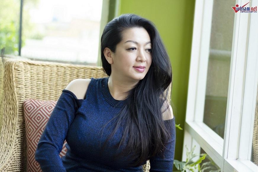 Nữ hoàng ảnh lịch: Luôn nhẫn nhịn trong hôn nhân với trưởng môn Vịnh Xuân-2