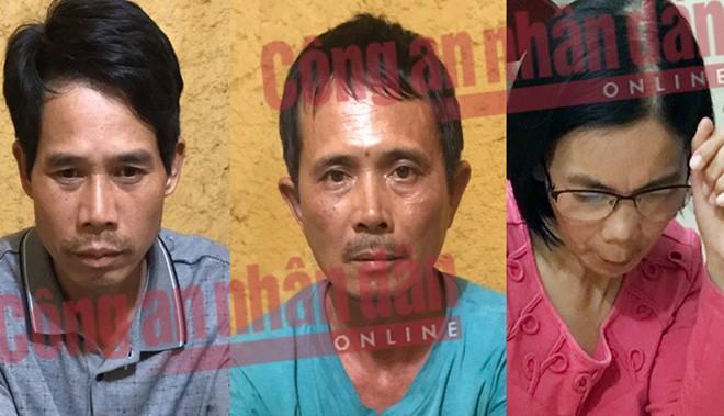 Cận cảnh gương mặt người đàn bà 'ác quỷ' giả danh người tốt trong vụ sát hại, cưỡng hiếp nữ sinh giao gà ở Điện Biên-1