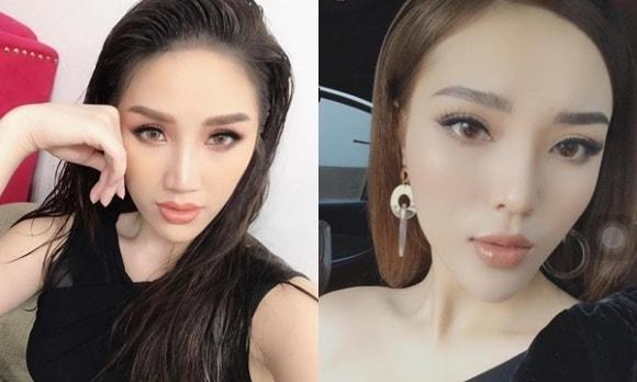 Nhan sắc khác biệt theo thời gian, mỹ nhân Việt đang tự biến mình trở thành bản sao của đồng nghiệp-11