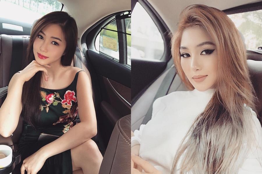 Nhan sắc khác biệt theo thời gian, mỹ nhân Việt đang tự biến mình trở thành bản sao của đồng nghiệp-1