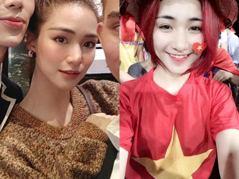 Nhan sắc khác biệt theo thời gian, mỹ nhân Việt đang tự biến mình trở thành bản sao của đồng nghiệp-4