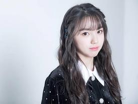 Nhan sắc xinh đẹp của nữ thần tượng 15 tuổi, nhỏ nhất Kpop hiện nay