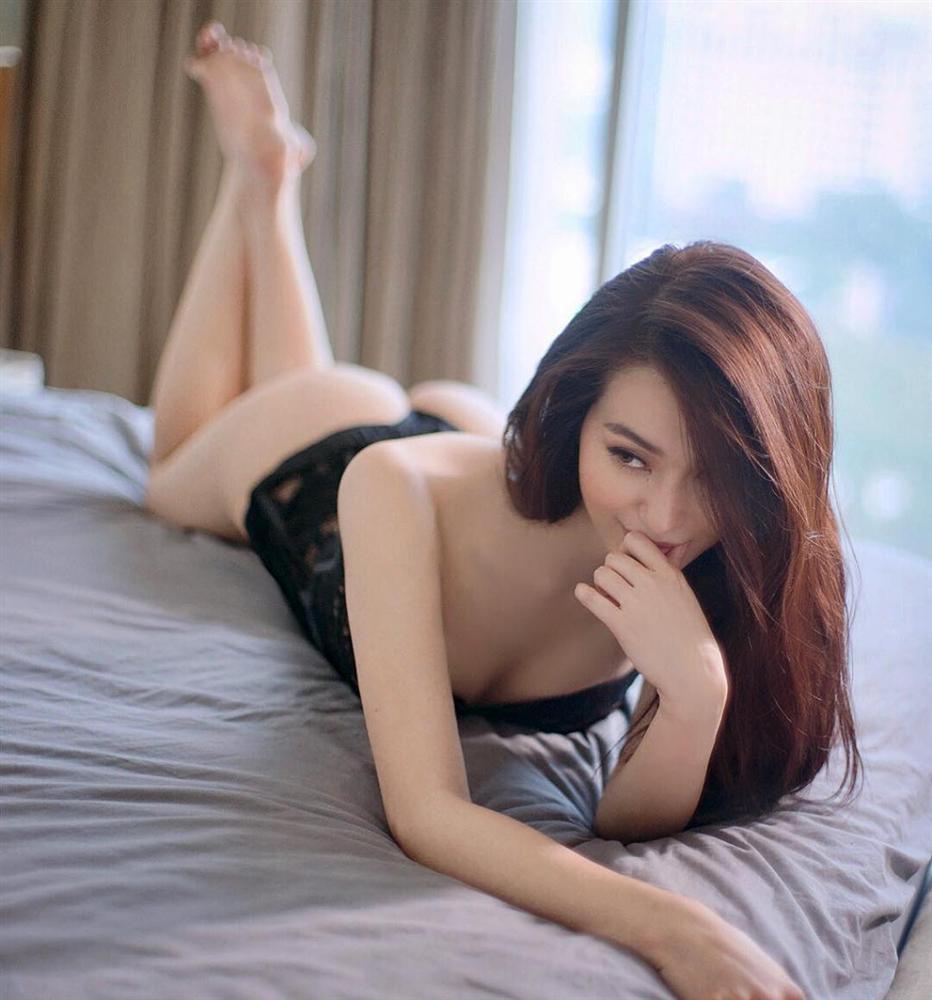 Minh Triệu khoe ảnh sexy nhưng thú nhận định sống ảo mà sợ lố nên thôi-2