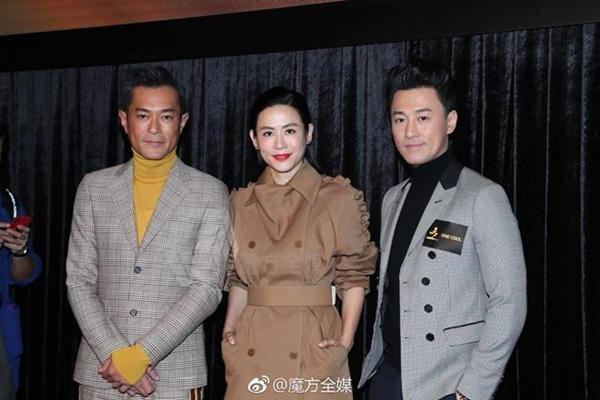Lâm Phong đóng phim trở lại sau scandal lộ ảnh nóng, bị TVB tẩy chay-3