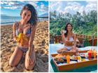 Nữ blogger chuyên ăn chay bị tố lừa hàng triệu fan khi lộ cảnh ăn cá