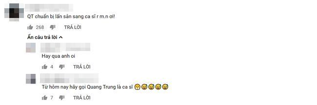 Có ai ngờ diễn viên hài Quang Trung lại sở hữu giọng hát ngọt chẳng kém cạnh ca sĩ chuyên nghiệp-5