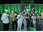 Bia mới Heineken Silver 'đốn tim' Quang Bảo, Châu Bùi