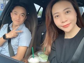Đàm Thu Trang 'từ chối' mọi cuộc vui sau khi đính hôn với Cường Đô La
