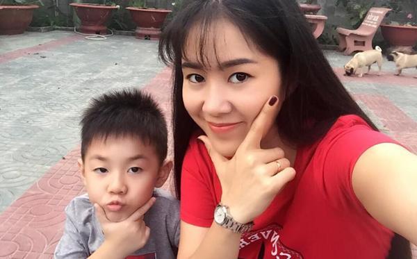 Mới 7 tuổi thôi nhưng con trai nữ diễn viên Gạo nếp gạo tẻ khiến nhiều người bất ngờ với ngoại hình đúng chuẩn trai Hàn-1