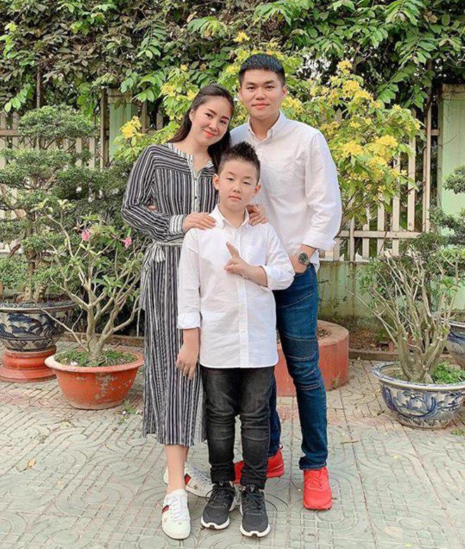 Mới 7 tuổi thôi nhưng con trai nữ diễn viên Gạo nếp gạo tẻ khiến nhiều người bất ngờ với ngoại hình đúng chuẩn trai Hàn-2