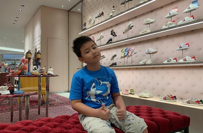 Mới 7 tuổi thôi nhưng con trai nữ diễn viên Gạo nếp gạo tẻ khiến nhiều người bất ngờ với ngoại hình đúng chuẩn trai Hàn-7