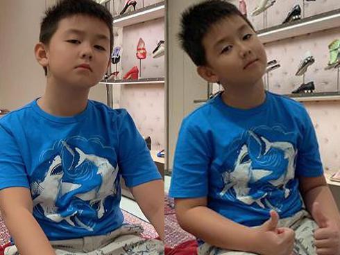 Mới 7 tuổi thôi nhưng con trai nữ diễn viên 'Gạo nếp gạo tẻ' khiến nhiều người bất ngờ với ngoại hình đúng chuẩn trai Hàn