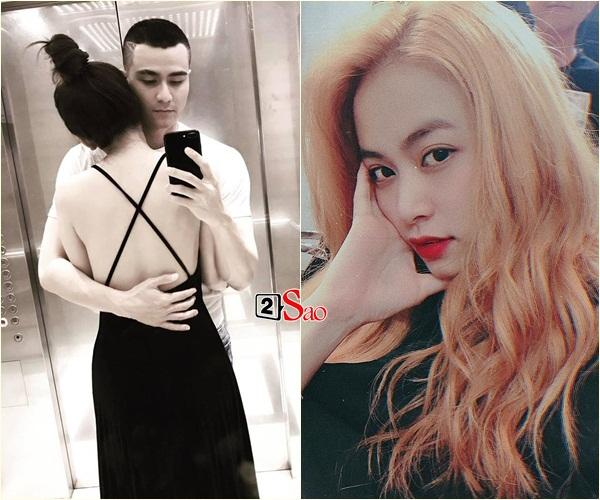 Vĩnh Thụy tình tứ ôm cô gái giấu mặt, fans thi nhau đặt cược đó là Hoàng Thùy Linh nhưng rất tiếc đã sai-3