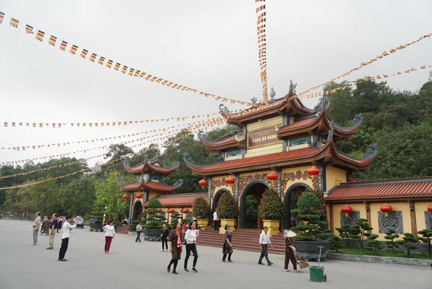 Quy mô hoành tráng của chùa Ba Vàng, nơi gây xôn xao vì thỉnh vong-7
