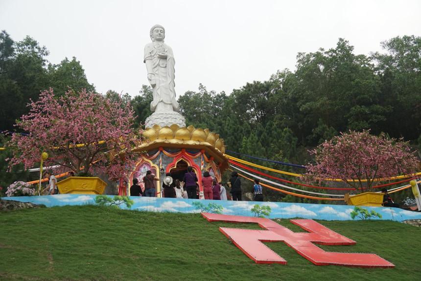 Quy mô hoành tráng của chùa Ba Vàng, nơi gây xôn xao vì thỉnh vong-9
