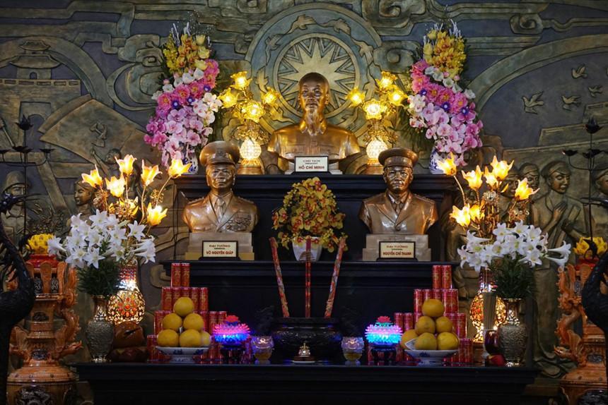 Quy mô hoành tráng của chùa Ba Vàng, nơi gây xôn xao vì thỉnh vong-12