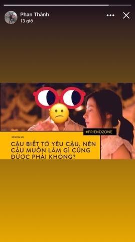 Chia tay 2 người tình vừa đẹp vừa giỏi giang, Phan Thành gây chú ý khi bất ngờ nói lời xin lỗi-2