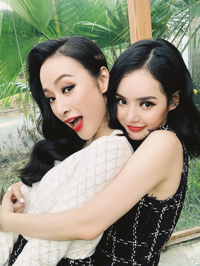 Em gái Angela Phương Trinh xinh đẹp, quyến rũ hơn khi bớt khoe thân-1