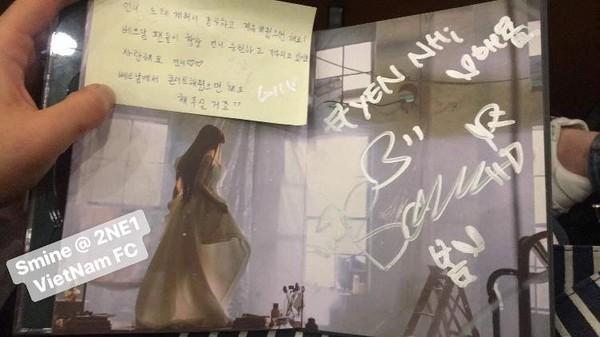 Tin vui cho V-Blackjack: Park Bom hứa sẽ tổ chức concert… tại Việt Nam-3