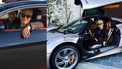 Những 'xế khủng' triệu đô của Seungri, cựu thành viên Big Bang