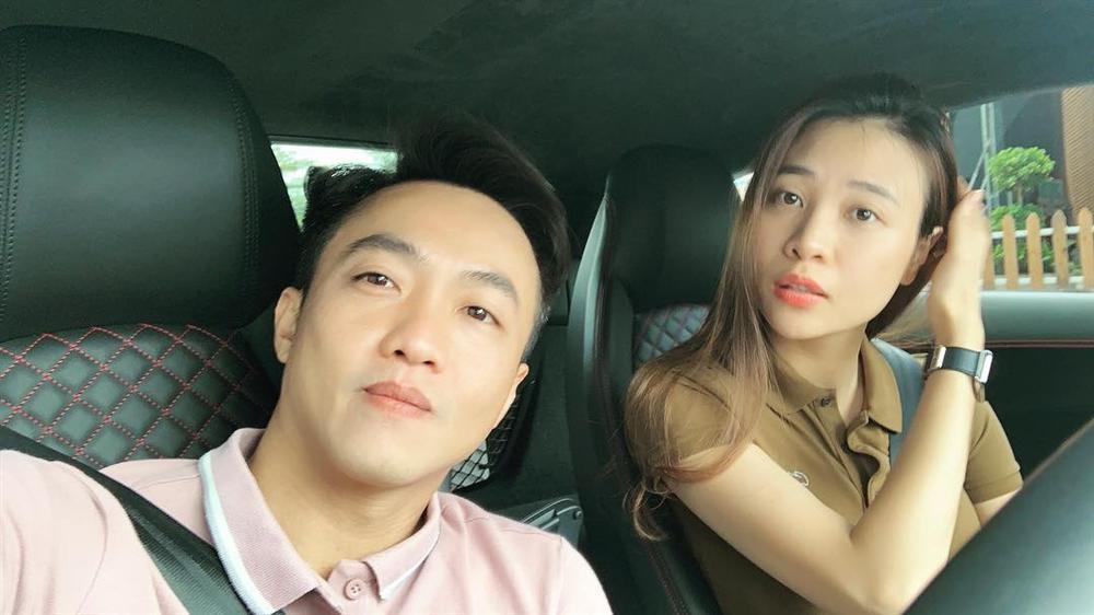 Đàm Thu Trang khen trình sống ảo của ông xã Cường Đô La ngày càng vi diệu-1