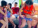 Thấy Bánh Gạo phổng phao như thiếu nữ, fans thi nhau khuyên Thủy Tiên 'sinh thêm em cho con'