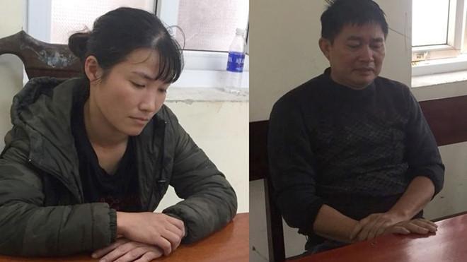 Bắt tài xế đánh nữ hành khách dập mũi ở Hà Tĩnh-1