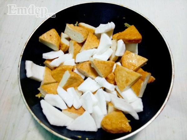 Chả cá kho dừa thơm bùi chính phục cả bé biếng ăn nhất-3