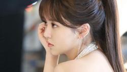 'Em gái mưa' Kim So Hyun khoe nhan sắc quyến rũ, trưởng thành
