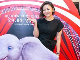 Văn Mai Hương cực xinh đẹp ra mắt phim lần đầu lồng tiếng