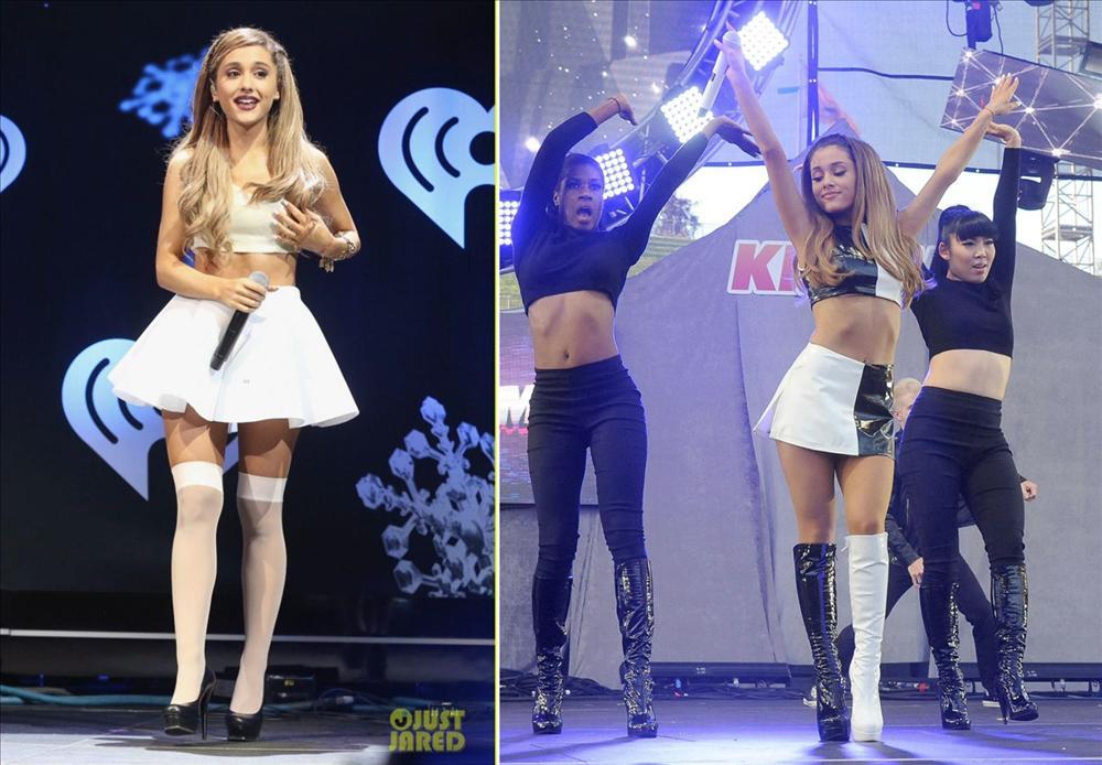 Ariana Grande - sao nữ nổi tiếng nhất Instagram có phong cách thời trang ra sao?-5