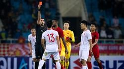 Sao trẻ U23 Việt Nam khiêu khích tiền đạo dính thẻ đỏ của Indonesia?