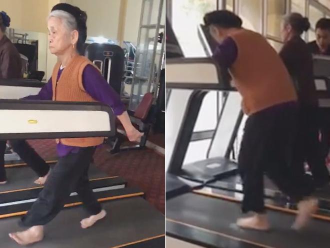 Bà nội nổi nhất mạng xã hội hôm nay: 84 tuổi vẫn chăm chỉ tập gym, đi xe máy hàng trăm cây số khỏe như thường-1