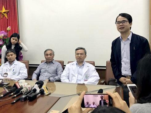 Vụ chùa Ba vàng: Bác sĩ Bạch Mai xin lỗi người dân, đồng nghiệp cả nước-1