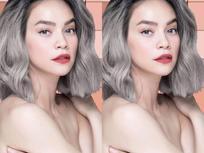 Hồ Ngọc Hà dậy sóng làng showbiz Việt với bức ảnh bán nude, dùng tay che phần nhạy cảm
