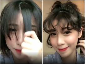 Team tóc vừa ngắn vừa mỏng vào đây mà học cách tạo kiểu siêu dễ, siêu nhanh mà xinh như Hàn Quốc