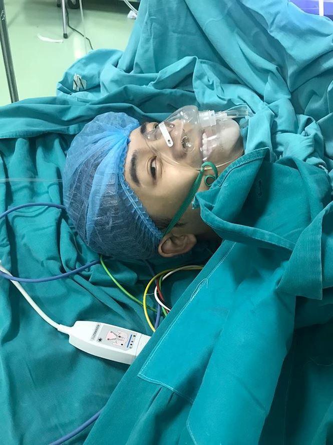 2 MC đình đám của VTV bất ngờ tuyên bố tạm thời nghỉ việc để nhập viện điều trị chấn thương tai nạn-6